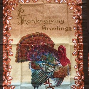 Thanksgiving Kitchen Towels by Williams Sonoma